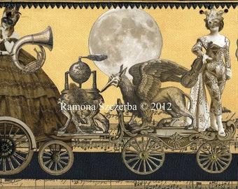 Maskerade Zug - Iokaste und Vivienne