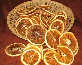 3 oz. of Dried Orange Slices