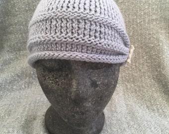Vintage style cloche hat
