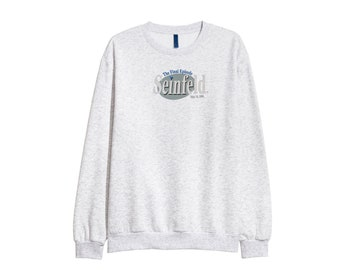 Seinfeld tv Show sweatshirt sweater RETRO 90s