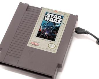NES Hard Drive - Star Wars
