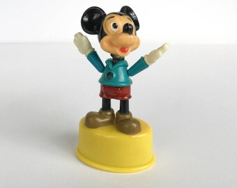 1977 Collapsible Mickey Mouse Toy