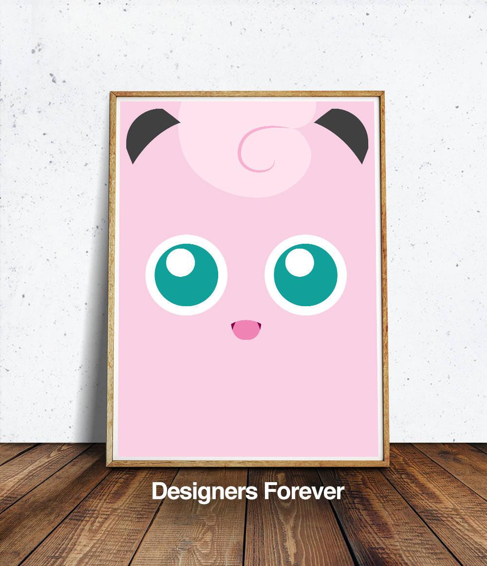 pokemon poster minimal pokemon pokemon go poster pokemon