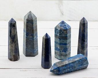 Lapis Lazuli Obelisk Tower - Stone of Supreme Power