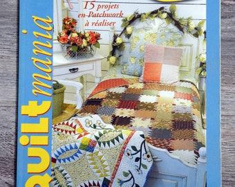 Magazine Quiltmania - HS been 2004 (Patchwork)