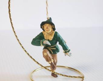 Vintage 1994  The Scarecrow  Wizard of Oz Ornament Hallmark Keepsake