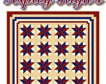 ASPLEY HIGH'S - Quilt-Addicts Patchwork Quilt Pattern