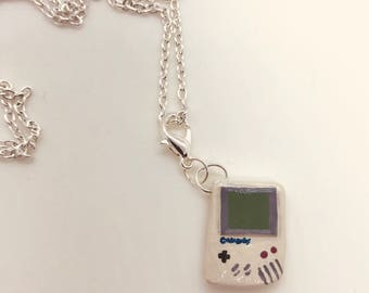 Nintendo Game Boy Necklace