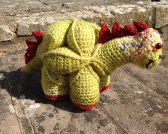 Dinosaur Puzzle ball