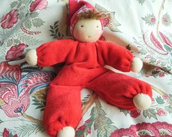 Sina, cuddle doll, Babies first doll
