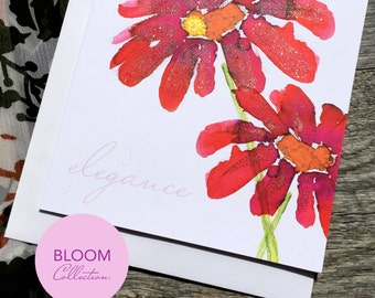Elegance Art Card - Bloom Collection (Greeting Card)