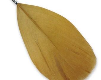 Feather light khaki ochre 75 mm