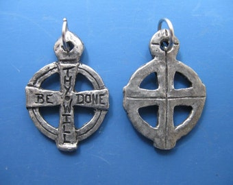 Thy Will Be Done, Handmade Medal