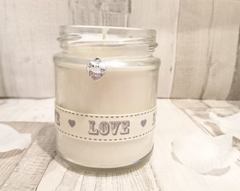 Best Friend (love) Scented Candle....Mother's Day