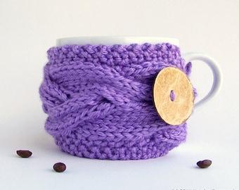 Coffee Cozy, Coffee Sleeve, Tea Cozy, Coffee Mug Cozy, Coffee Cup Cozy, Coffee Cup Sleeve, Coffee Gifts, Cup Cover Coffee Sleeves, Tea Gifts