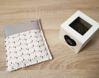 The heating pad, natural and eco-friendly
