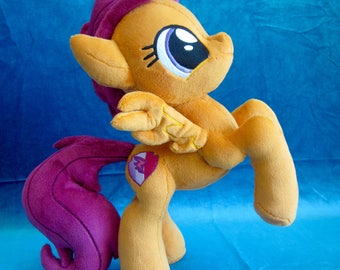 Jumping Scootaloo