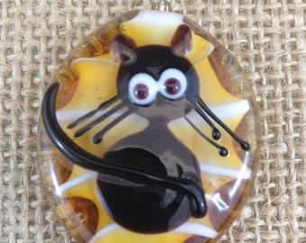 Focal Cat Pendant