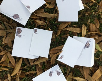 Set of 5 Envelopes - snail mail