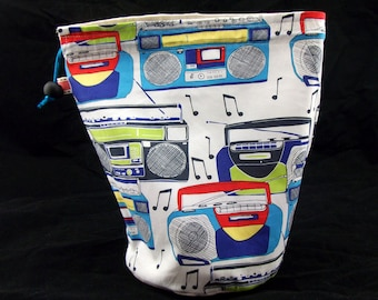 R/M/S/W Stereo project bag