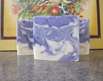 PRE-ORDER ~ Lavender ~ Cold Process Soap
