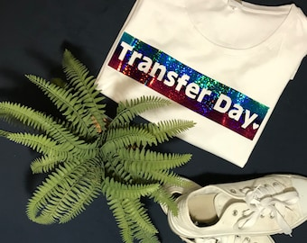IVF T-Shirt Transfer Day - Only 5.50Aus Delivery