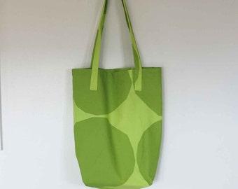 marimekko bag , market bag, modern tote, multi purpose bag, travel bag, kivet