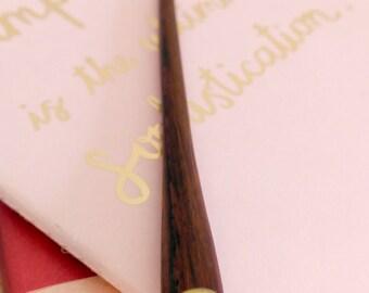 Natural Pearl Wooden Bun Holder Hair Pin Hair Stick Bun Stick Hair Accessories Bun Pin Hair Chopstick Antique Contemporary One of A Kind
