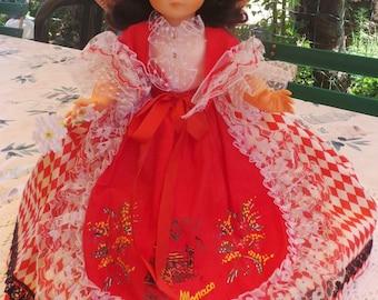 Monaco Monaco 1950 s collector's Doll!
