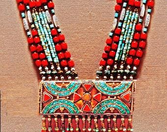 Magnificent Vintage Princess Necklace