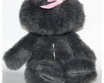 Pink ruffled Smorglub XL bow