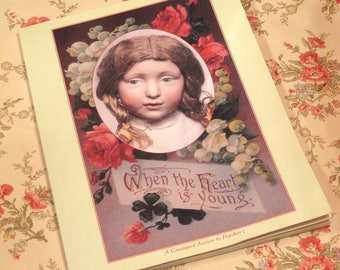 Antique Doll Auction Catalog Reference Book