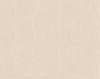 Natural Muslin, 45 inch 200 Thread Count