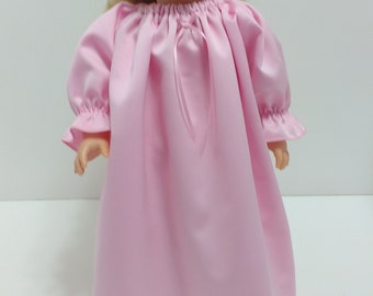 """18"""" doll clothes, nightgown"""