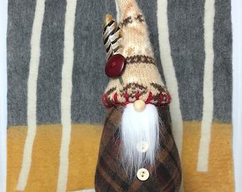 Nordic Tomte  Gnome.  #1812