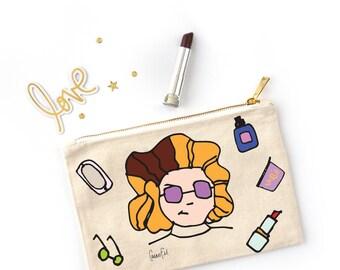 Yo - Cosmetic Bag Natural