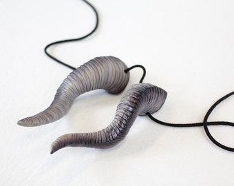 Custom Color - Small Dragon horns with custom color