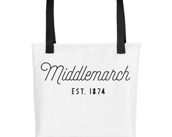 Middlemarch - Eliot Classic Novel - Book Tote bag