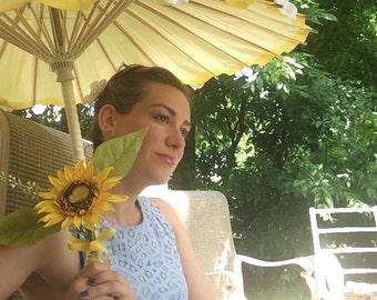 Sunflower Yellow Parasol Bouquet
