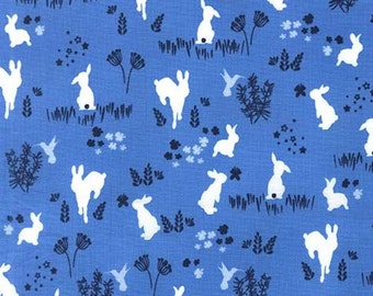Frolic in Breeze dc7303 - HOUSE of HOPPINGTON by Violet Craft - Michael Miller Fabrics - By the Yard