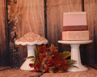 Himalayan Salt and Moroccan Red Clay