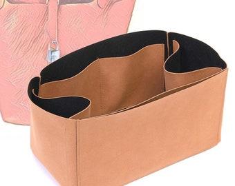 Regular Style Nubuck Leather Handbag Organizer for Picotin Lock 26