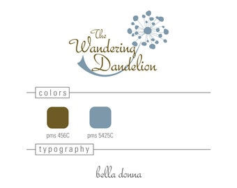 Custom Etsy Shop Logo Design Vector and Copyright Included Unlimited Revisions