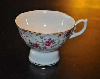 Musical Chintz Teacup