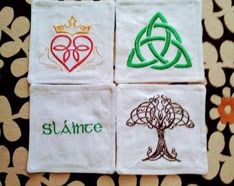 Celtic Coaster Set