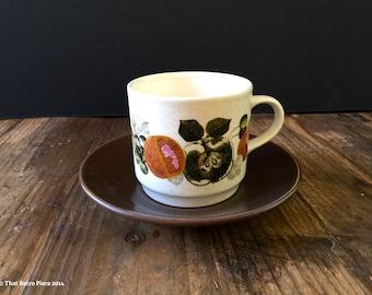 Johnson of Australia teacup/saucer set