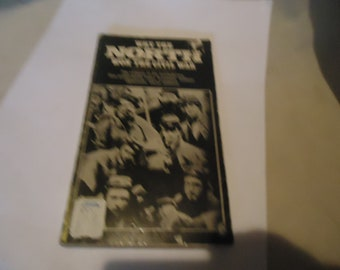 Vintage 1973 Why The North Won The Civil War Paperback Book, collectable