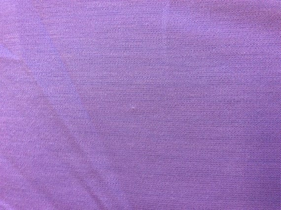Thick jersey fabric, lilac