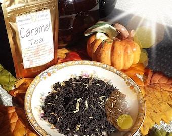 Caramel, Loose Leaf, Black Tea
