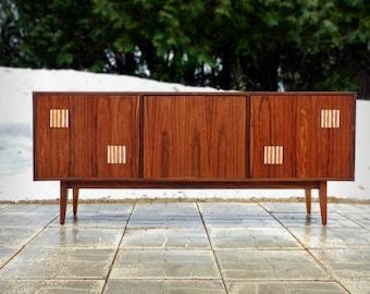 70's Mid century Bar Credenza / Sideboard